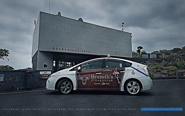 Servicio Taxi Buenavista Golf