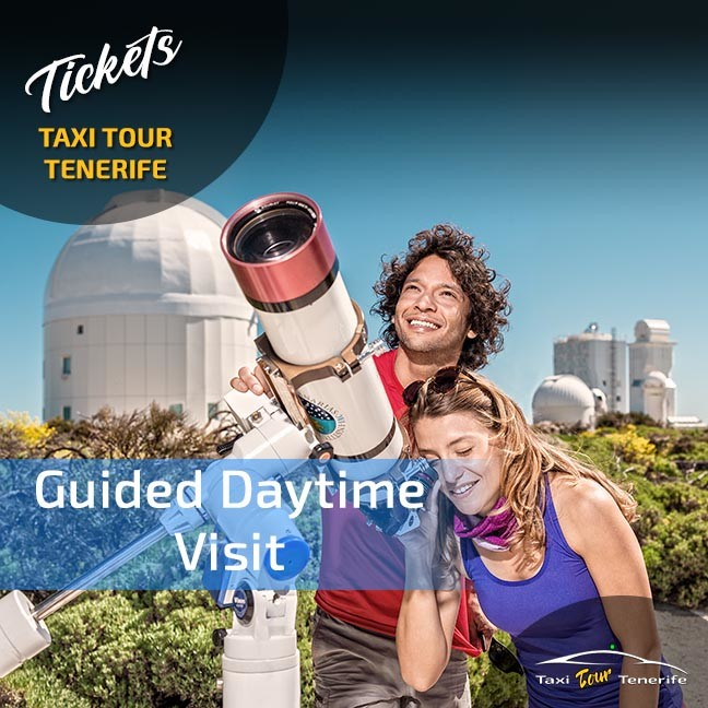 11Tickets for the Teide Observatory, at TAXI, much better.