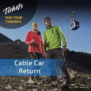 Tickets for the Teide Cable Car, at TAXI, much better.