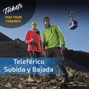 Tickets for the cable car of Teide, by TAXI, much better.
