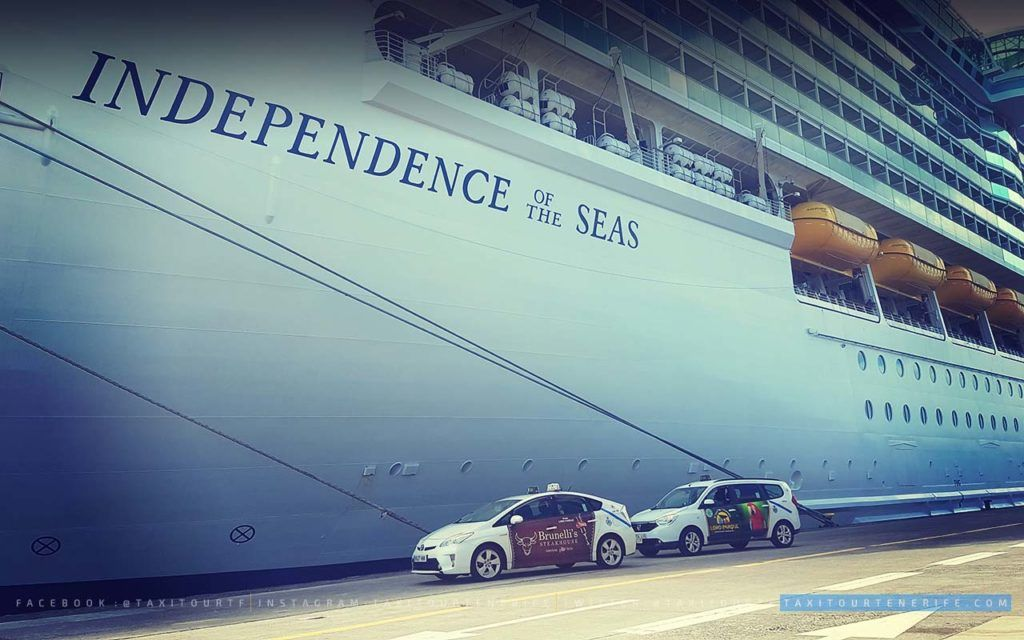 Taxi Independence of the seas